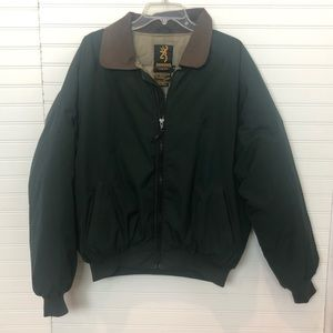 Browning Down Bomber Jacket